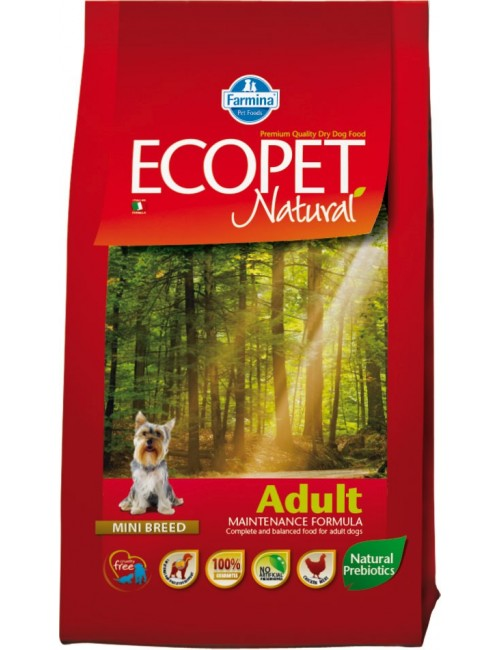 Ecopet Natural Mantenimiento Razas Mini